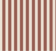 Bio Jersey Stripes rust